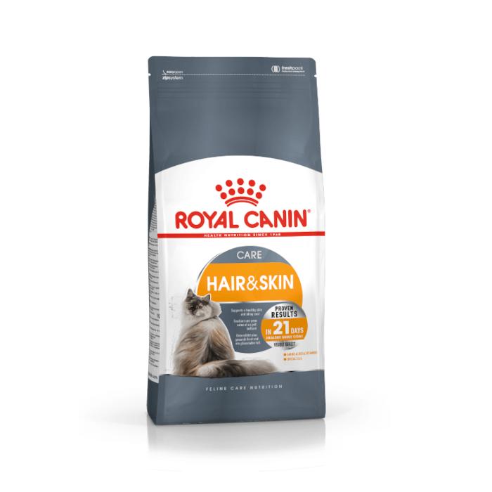 Karmy suche dla kota - Royal Canin Hair & Skin