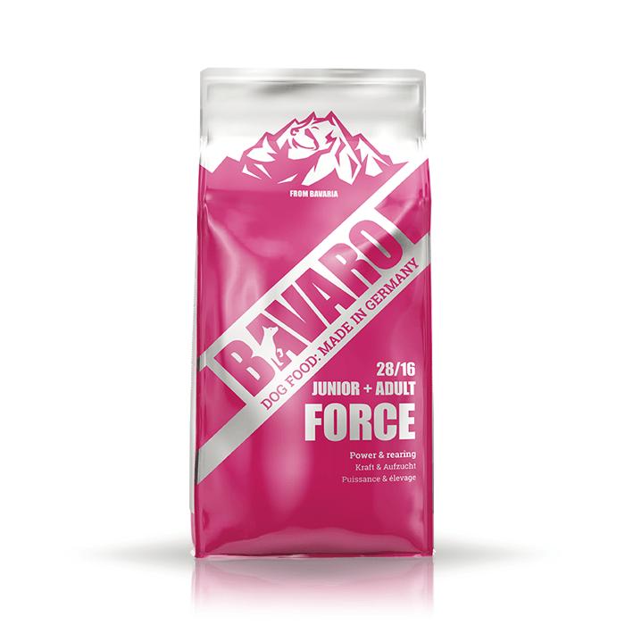 Josera Bavaro Force Junior Adult 28/16 18kg