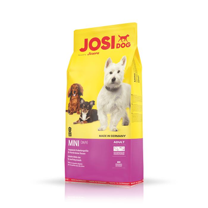 Karmy suche dla psa - Josera JosiDog Mini