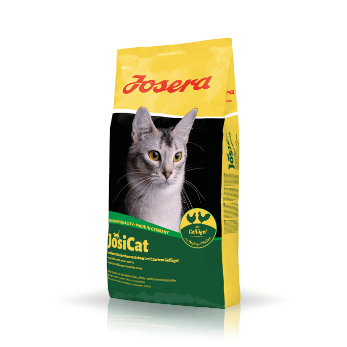 Karmy suche dla kota - Josera JosiCat Geflüegel Adult