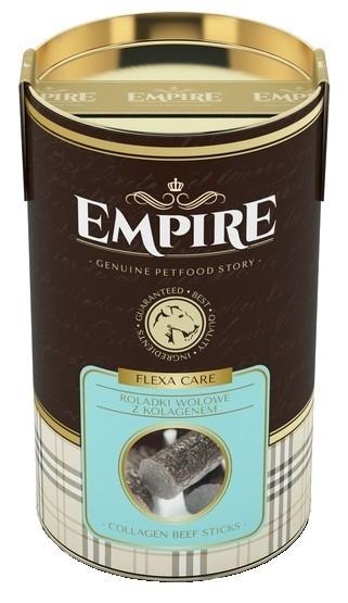 Przysmaki dla psa - Empire FlexaCare roladki wołowe z kolagenem 5szt. 200g