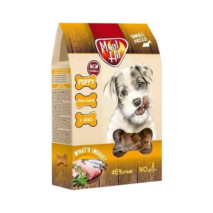 Przysmaki dla psa - Meat Hit Puppy Small Breed Kurczak 454g