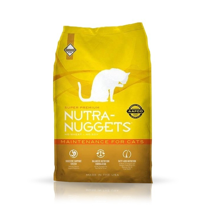 Karmy suche dla kota - Nutra Nuggets Cat Maintenance