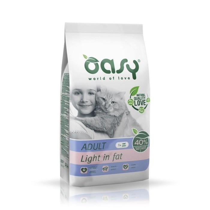 Karmy suche dla kota - Oasy Dry light