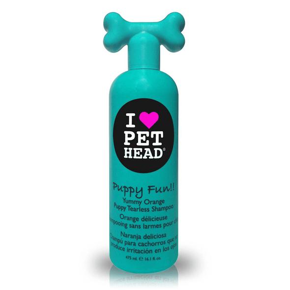 Higiena, pielęgnacja sierści - Pet Head Puppy Fun Shampoo Szampon delikatny dla szczeniąt 475ml