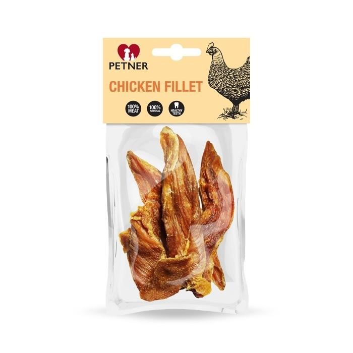 Przysmaki dla psa - Petner Filet drobiowy 100g