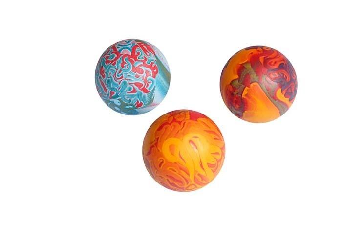 Zabawki - Sum Plast Piłka zapachowa z gumy