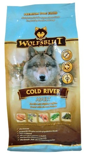 Karmy suche dla psa - Wolfsblut Dog Cold River