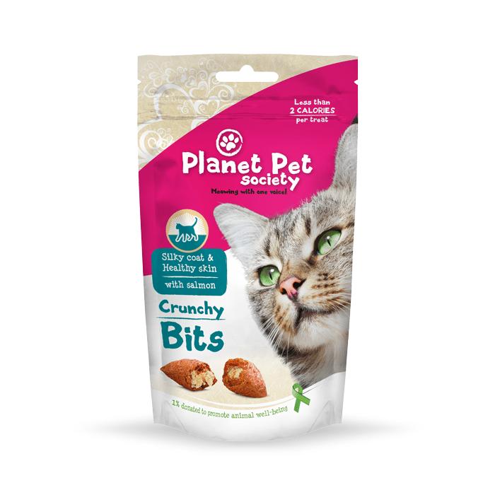 Przysmaki dla kota - Planet Pet Coat Skin przysmak dla kota 40g