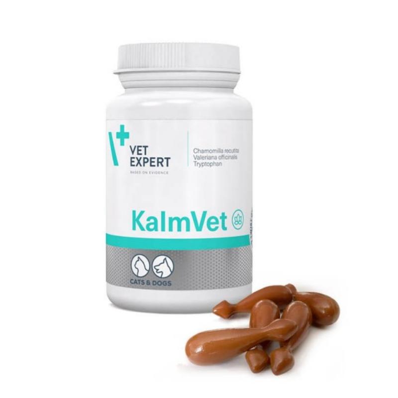 Suplementy - VetExpert KalmVet 60 tabl.