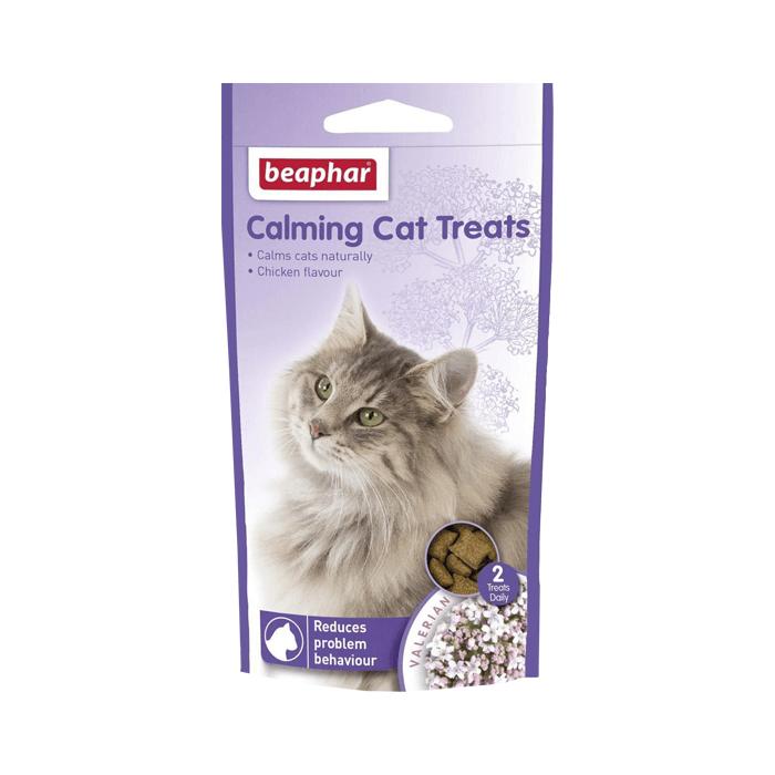 Przysmaki dla kota - Beaphar Calming Bits Cat Treats 35g