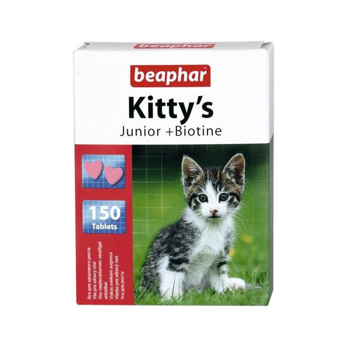 Przysmaki dla kota - Beaphar Kitty's Junior 150szt.
