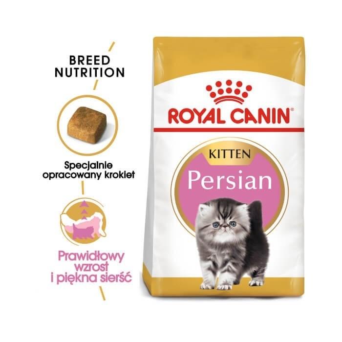Karmy suche dla kota - Royal Canin Persian Kitten