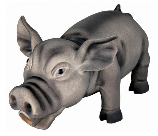 Zabawki - Trixie Świnia z lateksu