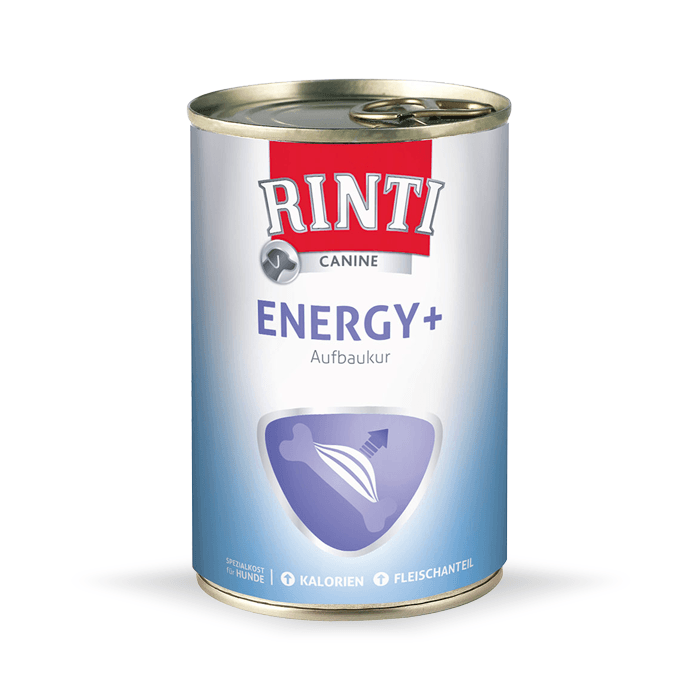 Karmy mokre dla psa - Rinti Canine Energy + 400g