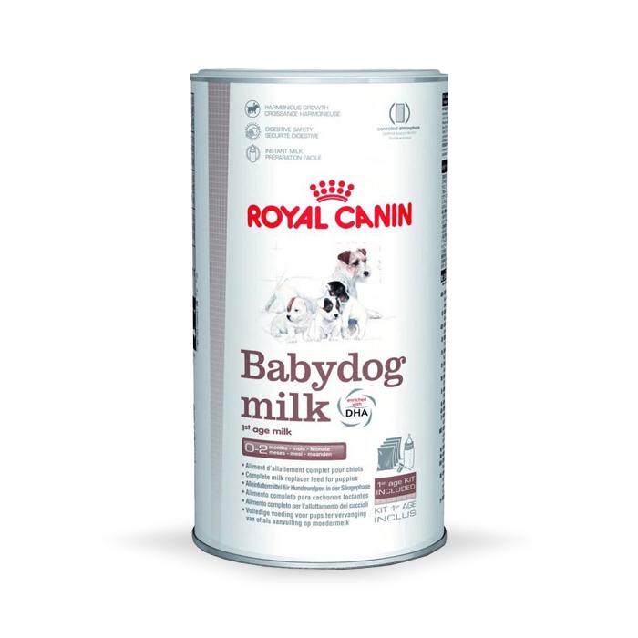Karmy mokre dla psa - Royal Canin Babydog Milk 400g