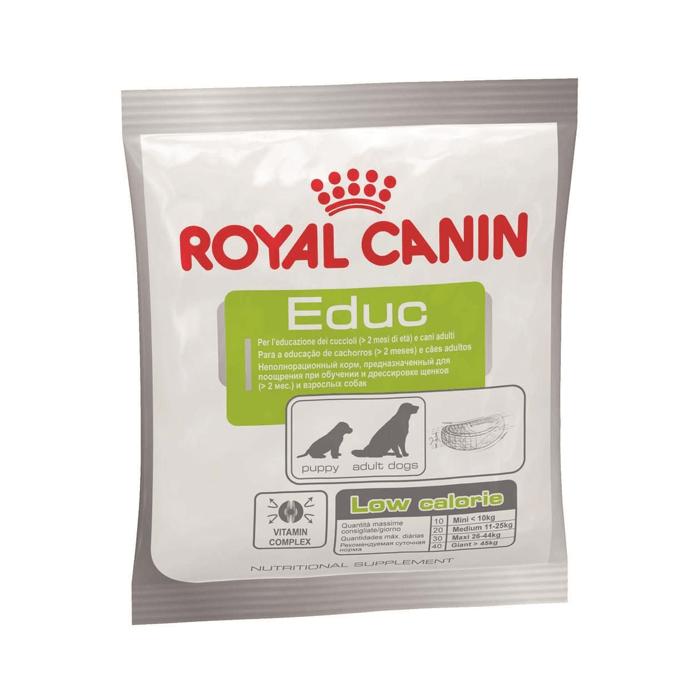 Przysmaki dla psa - Royal Canin Educ 50g
