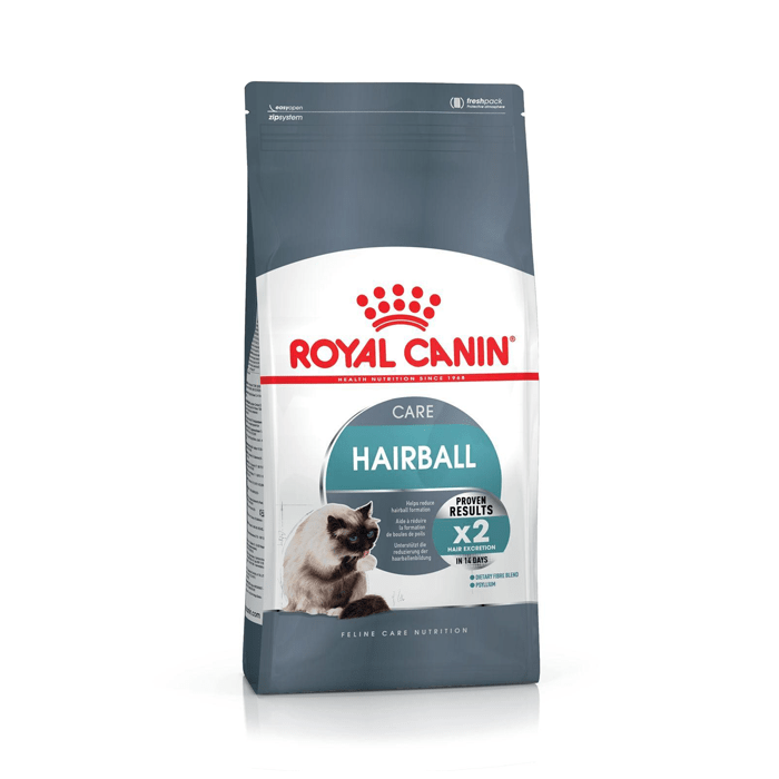 Karmy suche dla kota - Royal Canin Hairball Care