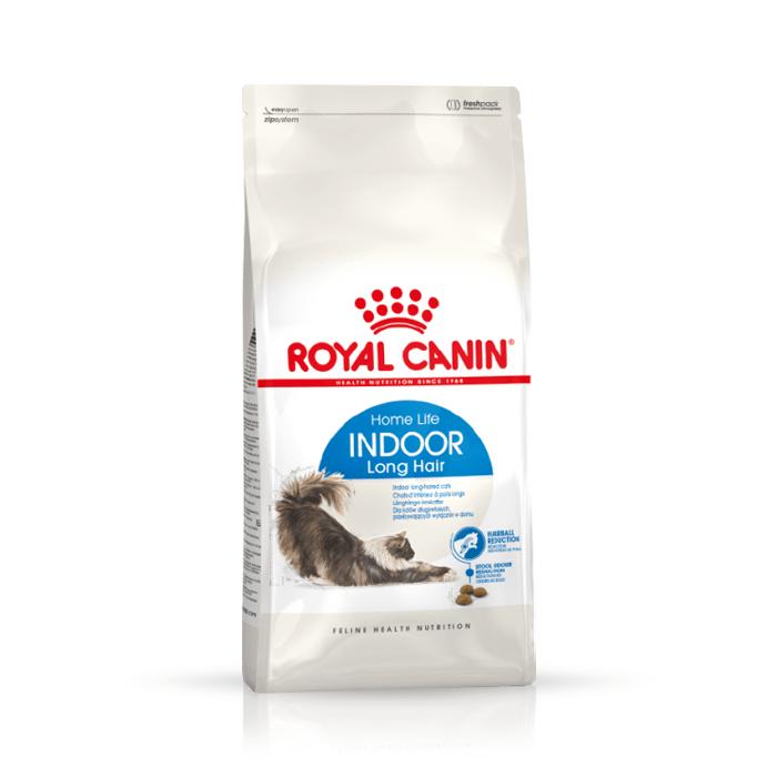 Karmy suche dla kota - Royal Canin Indoor Long Hair