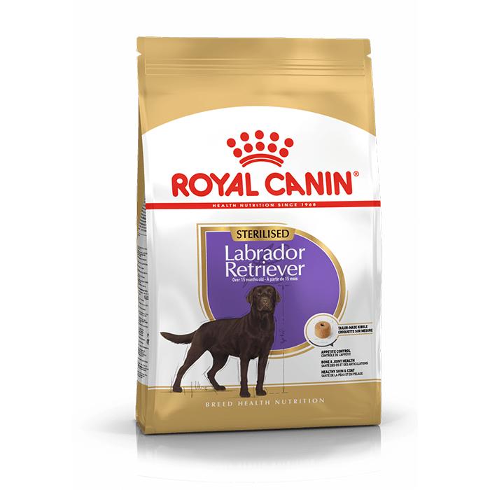Karmy suche dla psa - Royal Canin Labrador Retriever Sterilised 12kg