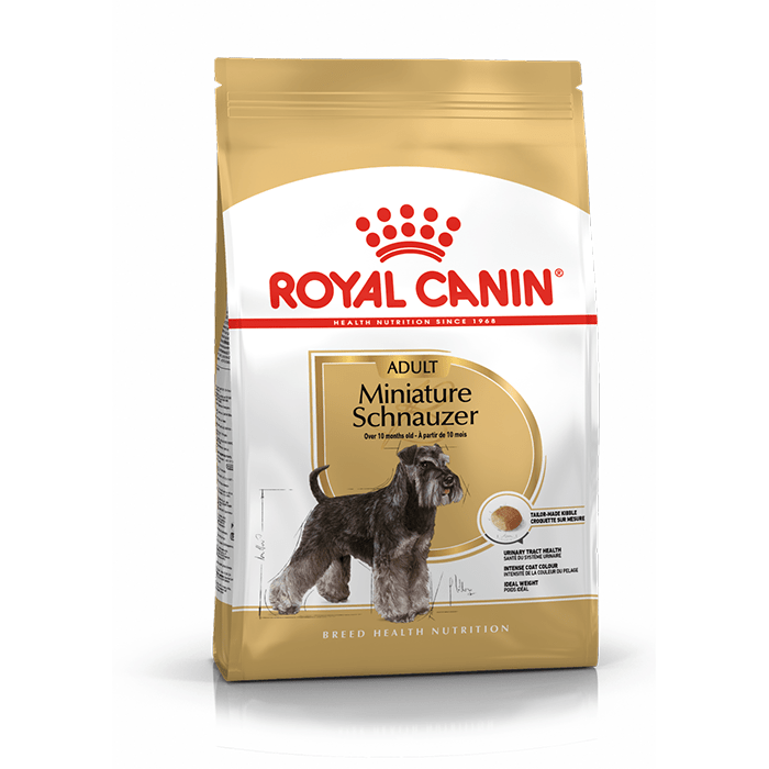 Karmy suche dla psa - Royal Canin Adult Miniature Schnauzer 3kg