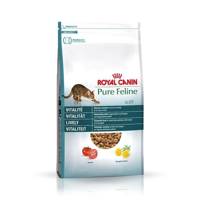 Karmy suche dla kota - Royal Canin Pure Feline No.3 Lively