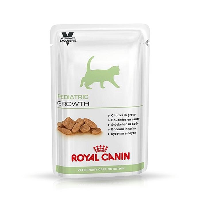 Karmy mokre dla kota - Royal Canin Veterinary Care Nutrition Feline Pediatric Growth 100g