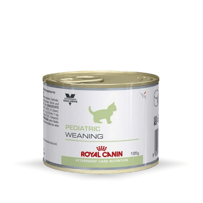 Karmy mokre dla kota - Royal Canin Veterinary Care Nutrition Feline Pediatric Weaning 195g