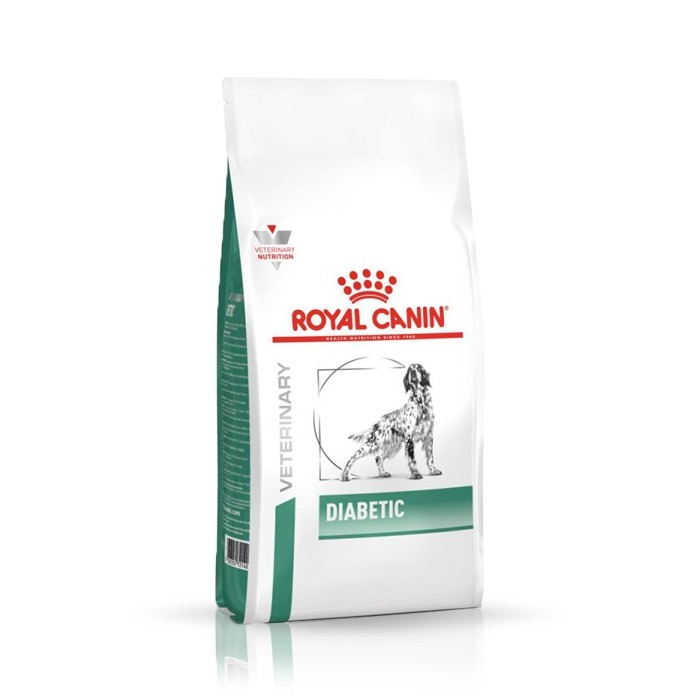Karmy suche dla psa - Royal Canin Veterinary Diet Canine Diabetic DS37