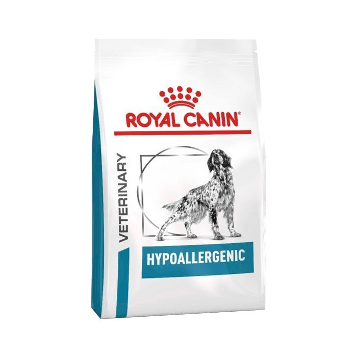 Karmy suche dla psa - Royal Canin Veterinary Diet Canine Hypoallergenic
