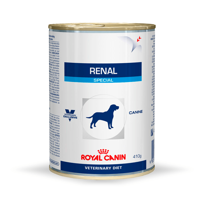 Karmy mokre dla psa - Royal Canin Veterinary Diet Canine Renal Special 410g