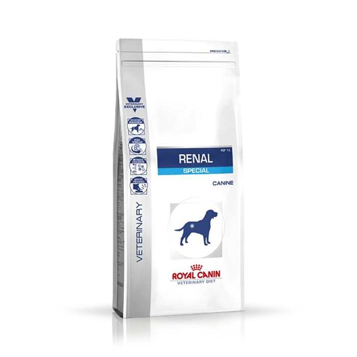 Karmy suche dla psa - Royal Canin Veterinary Diet Canine Renal Special RSF26