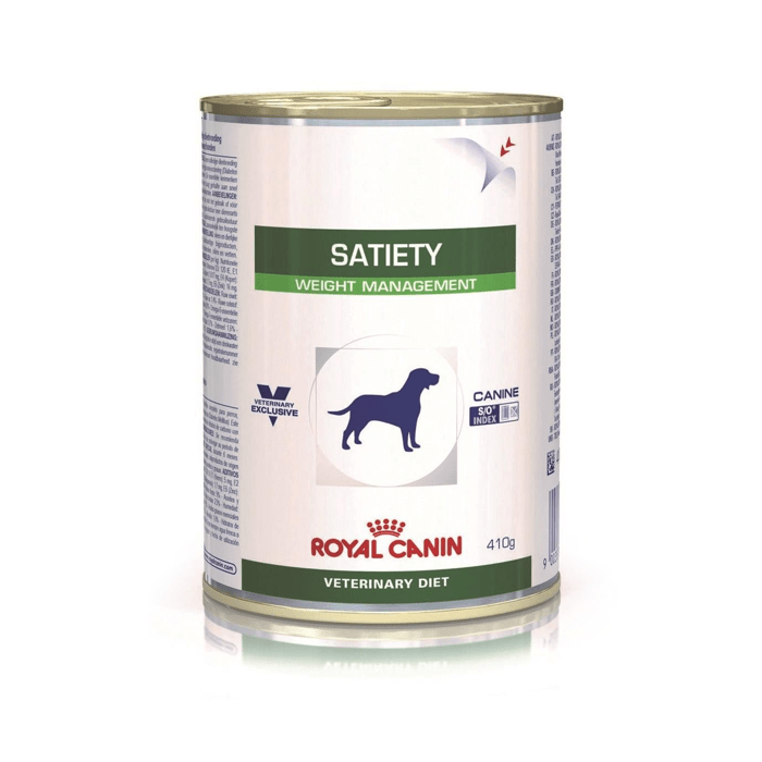 Karmy mokre dla psa - Royal Canin Veterinary Diet Canine Satiety Weight Management 410g