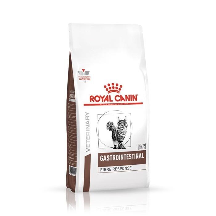 Karmy suche dla kota - Royal Canin Veterinary Diet Feline Fibre Response FR31