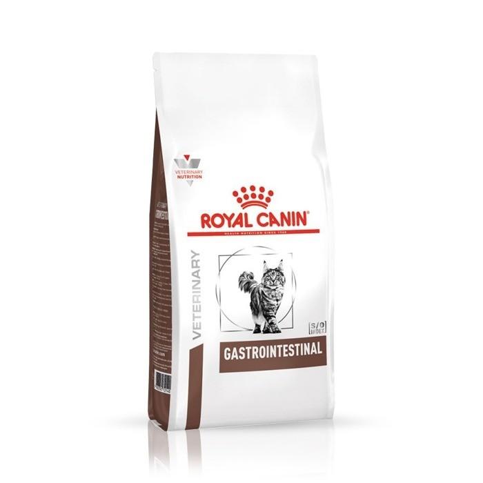 Karmy suche dla kota - Royal Canin Veterinary Diet Feline Gastro Intestinal GI32