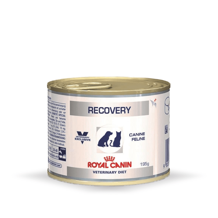 Karmy mokre dla kota - Royal Canin Veterinary Diet Canine/Feline Recovery 195g