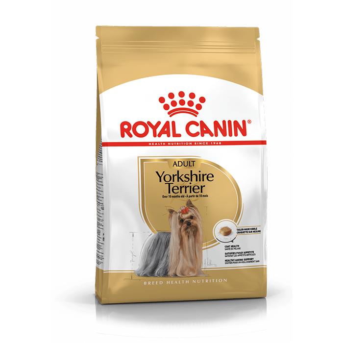 Karmy suche dla psa - Royal Canin Adult Yorkshire Terrier 500g