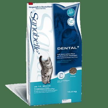 Karmy suche dla kota - Sanabelle Dental