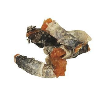 Przysmaki dla psa - Fish4Dogs Sea Wraps Sweet Potato 100g