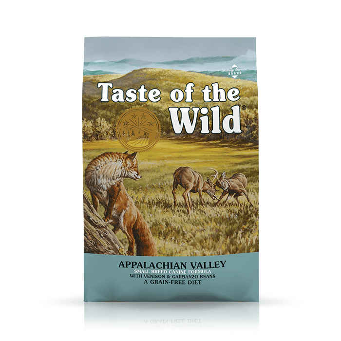 Karmy suche dla psa - Taste of the Wild Appalachian Valley