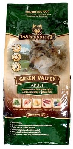 Karmy suche dla psa - Wolfsblut Dog Green Valley