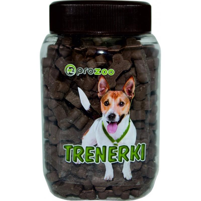 Przysmaki dla psa - Prozoo Trenerki Jagnięcina Soft 300g