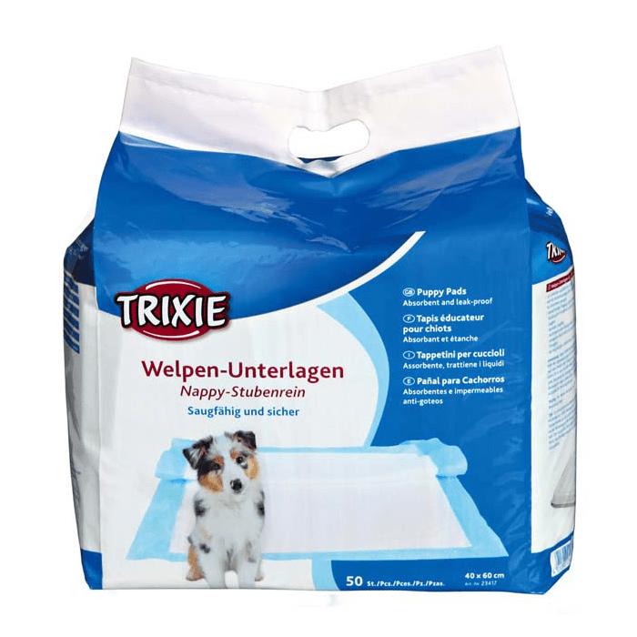 Produkty higieniczne - Trixie Podkłady dla psa 40x60cm 50szt