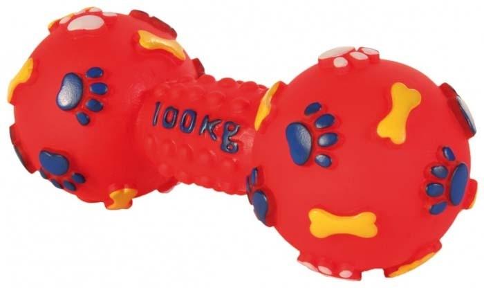 Zabawki - Trixie Hantel piszczący