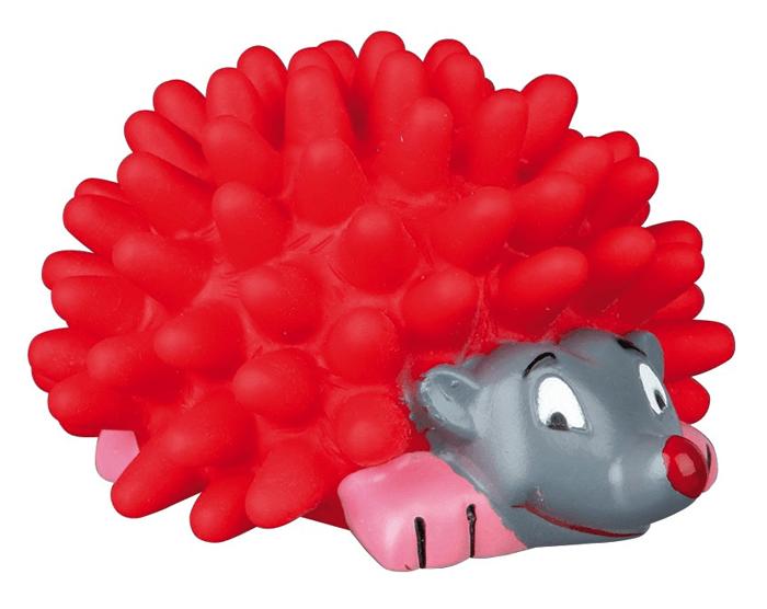 Zabawki - Trixie Jeż winylowy piszczący 6cm