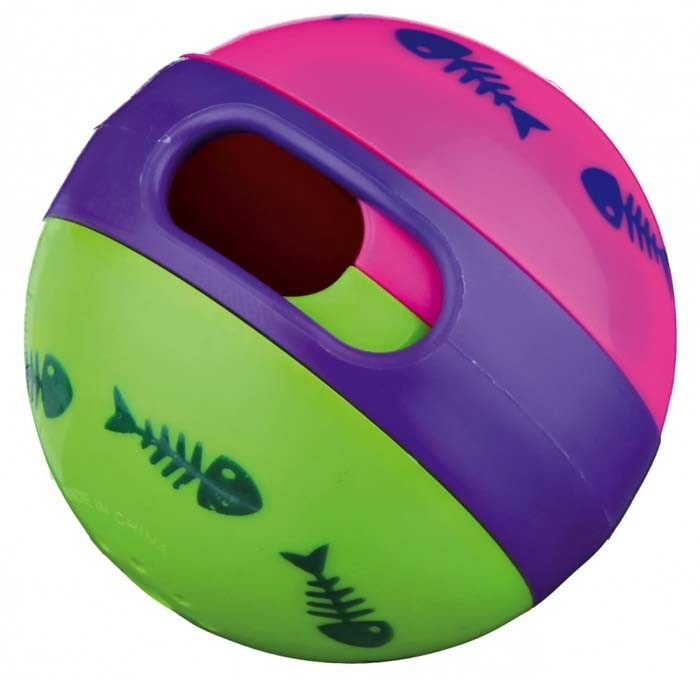 Zabawki - Trixie Kula na przysmaki 6cm