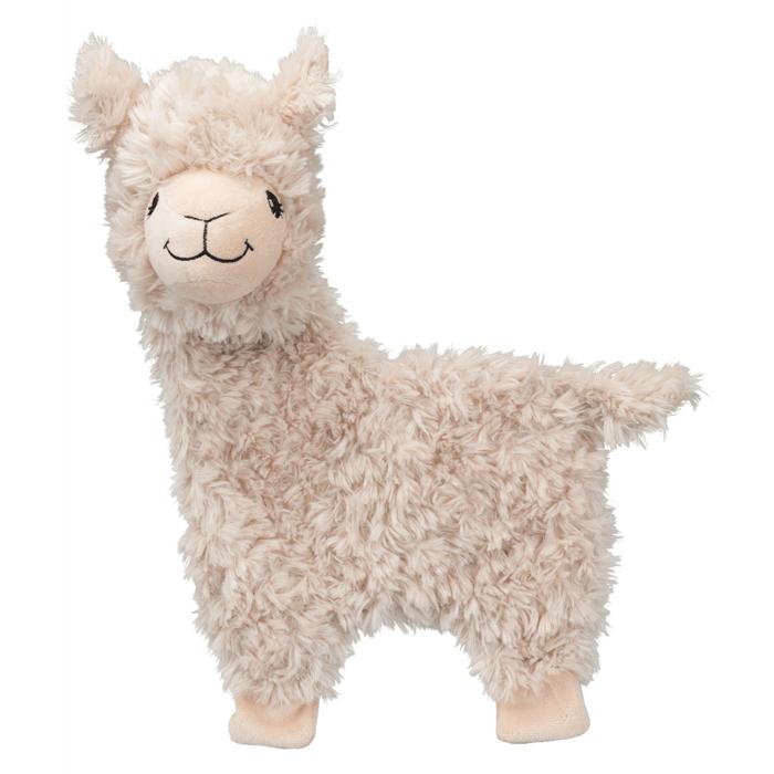 Zabawki - Trixie Lama pluszowa 40cm