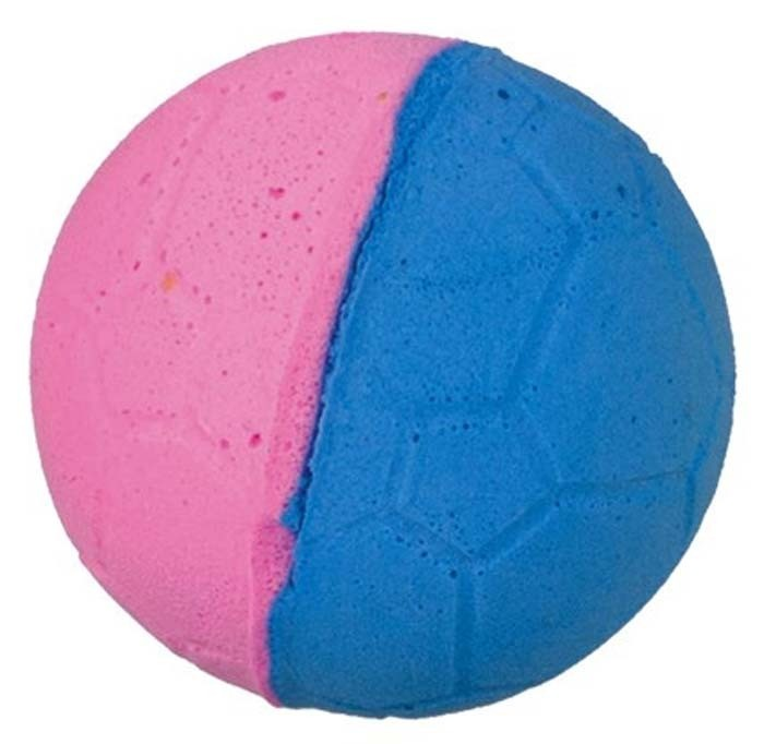 Zabawki - Trixie Piłki miękkie, kolorowe 4,3cm