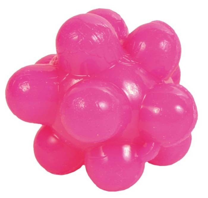 Zabawki - Trixie Piłki bąbelkowe 4 szt. 3,5cm