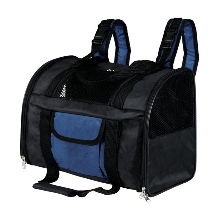 Transportery, sprzęt podróżny - Trixie Plecak do transportu psa 42 x 29 x 21 cm